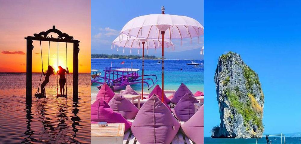 夏天,这些海岛将美爆朋友圈!