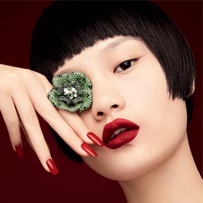 中国娃娃 绽放珠宝鲜活的青春之美