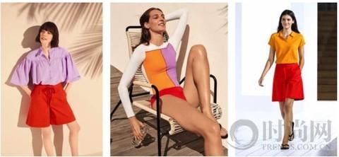 从海滩到都市 畅享舒适时尚自由 将度假美学注入Lifewear,融合舒适与时尚的魅力
