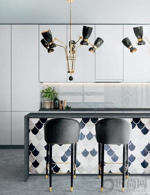 厨房换新 11款本季主打造型