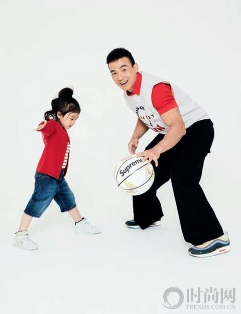 如何让宝贝爱上运动,刘畊宏也是有技巧的哦!