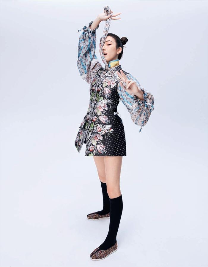 刘承羽精彩演绎新生代功夫少女