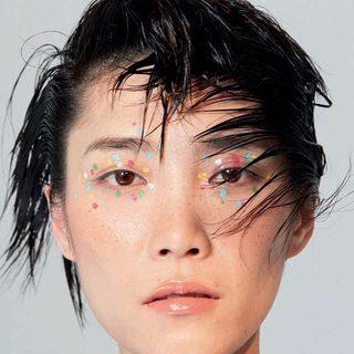 蘇詩丁、于文文的超酷音樂妝