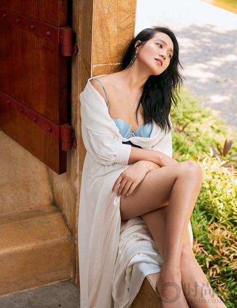 朱丹 | 海岸美人赋 人妻式性感威力无穷