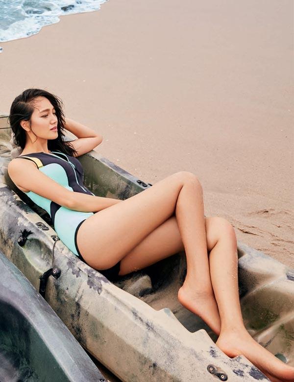 朱丹 | 海岸美人賦