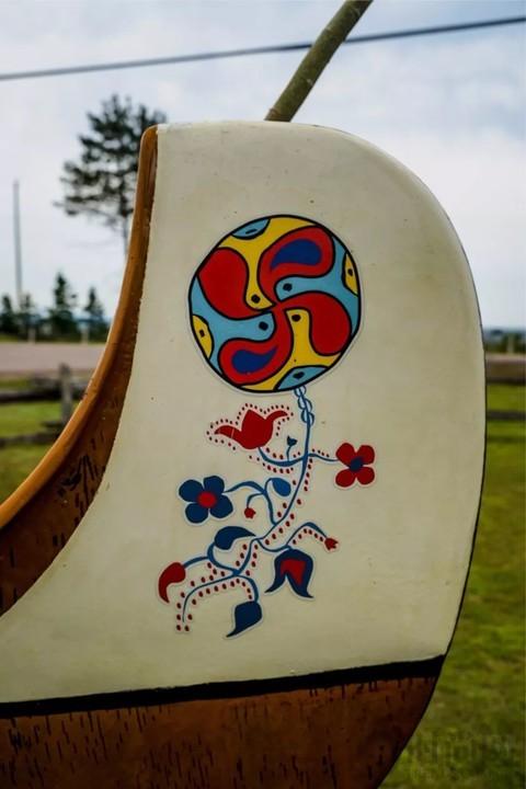 野生的加拿大安大略了不得,你该亲自去看看原住民的一出好戏