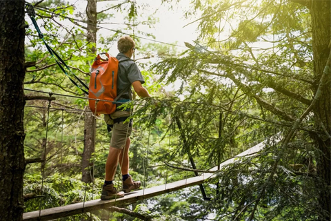 你依然年轻,何不给自己一次去冒险的机会?