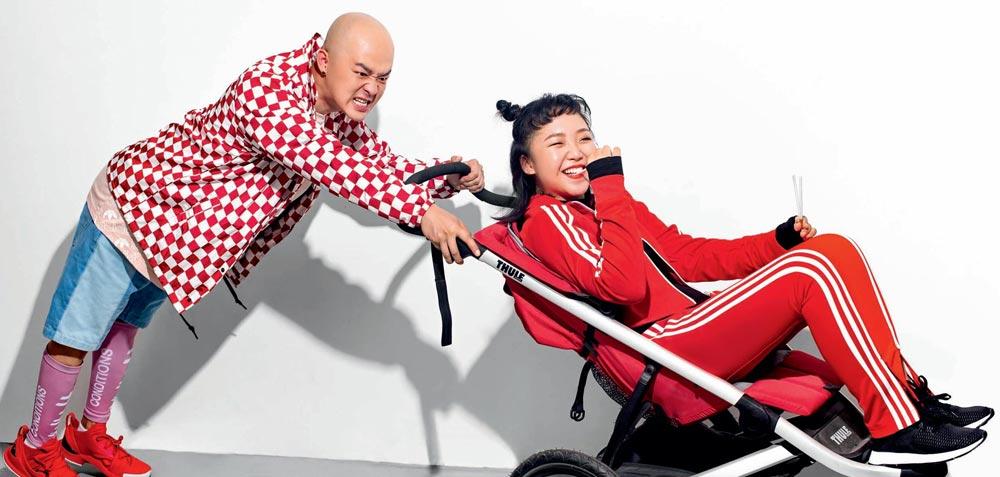 包贝尔 & 辣目洋子 | 拍《胖子行动队》竟然瘦了!
