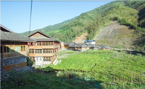 在龙脊梯田,Airbnb爱彼迎种下一亩时光,等你来住