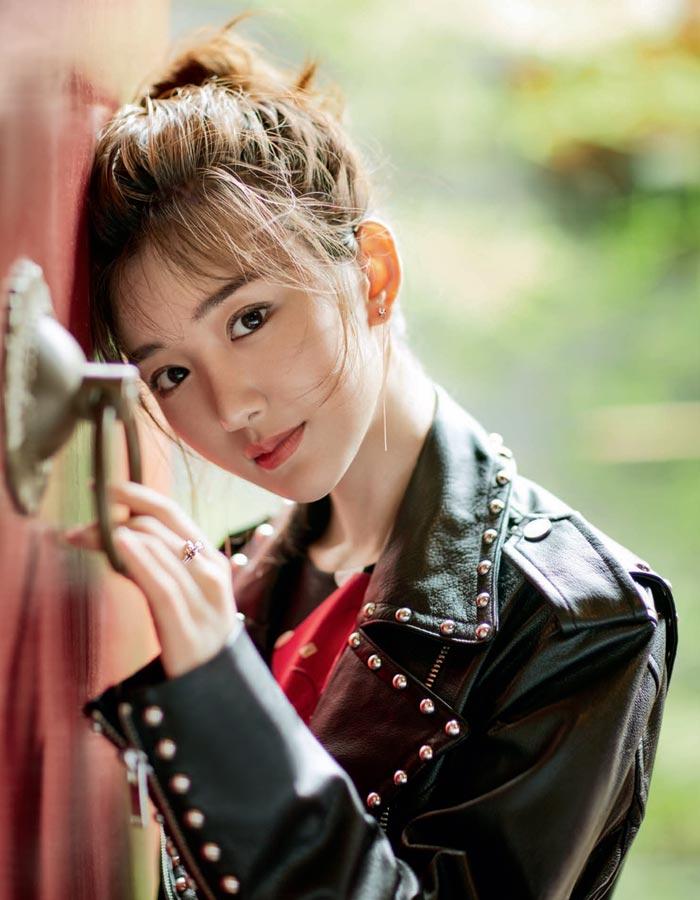毛晓彤 | 精灵美少女 中式新时髦