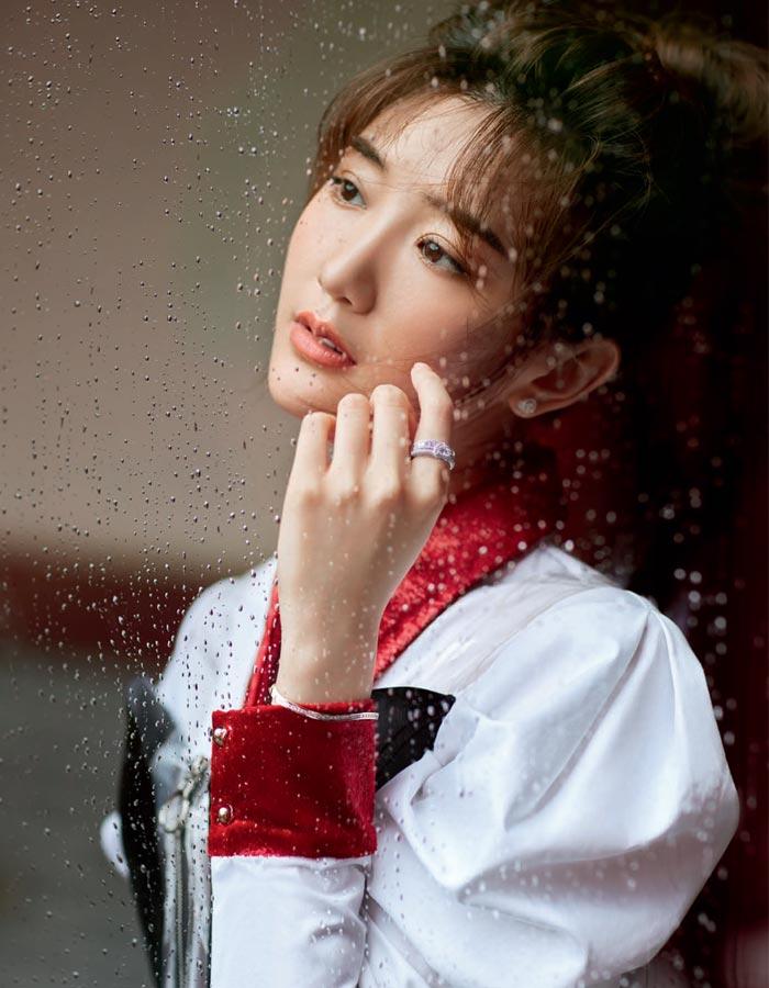 毛曉彤 | 精靈美少女 中式新時髦