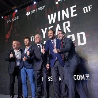 """嘉隆酒莊2015年份葡萄酒榮獲詹姆斯?薩克林2018年 """"年度佳釀之選(Wine of The Year)""""獎項"""
