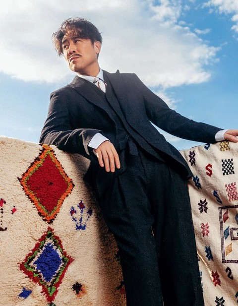 摩洛哥秘途 于和伟诠释了完美绅士的所有形象