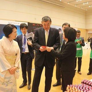 """俏维俪BB走进日本大使馆 携新品和美人面膜邀您玩转""""颜喜""""攻略"""