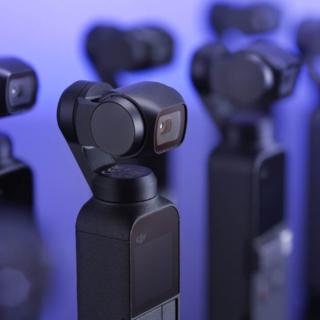 大疆创新发布灵眸Osmo口袋云台相机,精?#23578;?#24577;助您讲述美好生活新故事