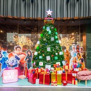 """迪士尼商店:让这个圣诞季彩""""诞""""不停"""