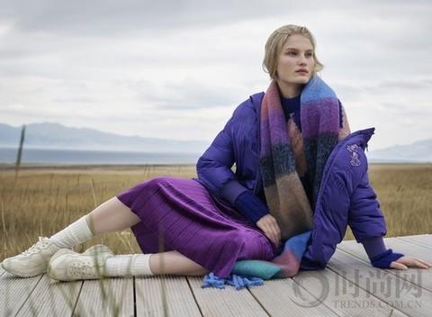 艾莱依的2018:从把时尚羽绒服秀场搬到巴黎,到深化品牌形象