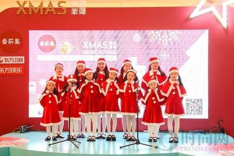 "LCM置汇旭辉广场""律动圣诞""主题季活动正式启幕"