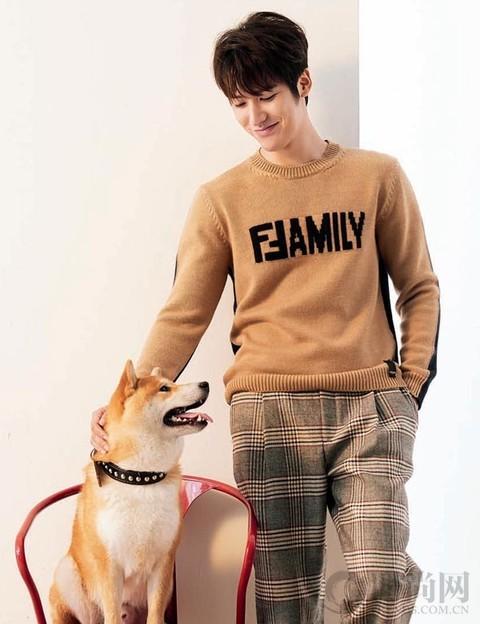 赖艺 | 超暖、超自律的犬系男友