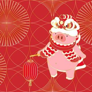 """""""奕""""团?#25512;?#36154;猪年 奕欧来奥特莱斯送上""""猪""""福"""