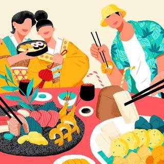 """Airbnb爱彼迎体验?#33322;?#29305;辑:打卡亚太""""美食地图"""""""