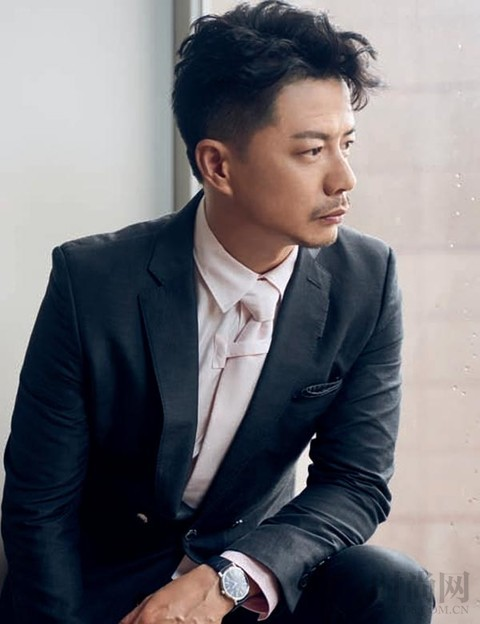 段奕宏 | 自卑与自信都来自于他的角色