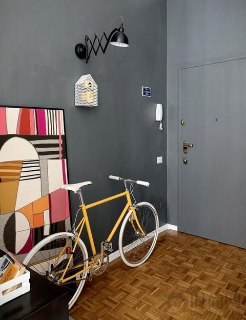 65平米的公寓 新与旧同行