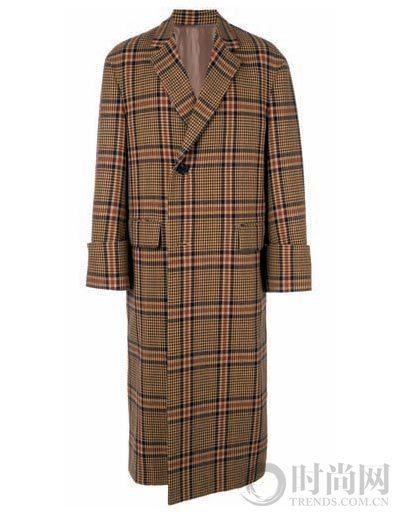 男人想要穿得有气场又轻松 何不从一件大衣开始
