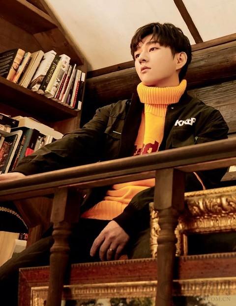 韩宇 | 孤独的舞者
