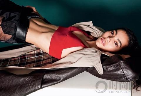 女神 Adrianne Ho,完美解析出汗背后的美好!