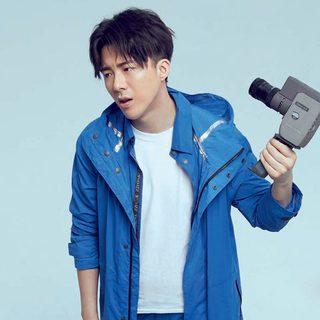 靠短视频成名的刘宇宁 依旧那么朴实