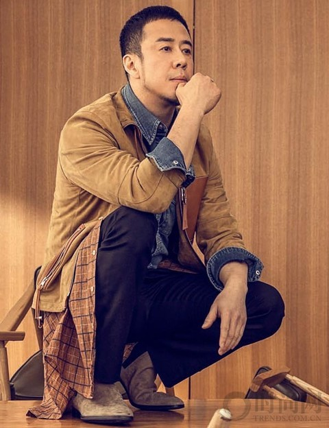 歌手杨坤的不惑之勇
