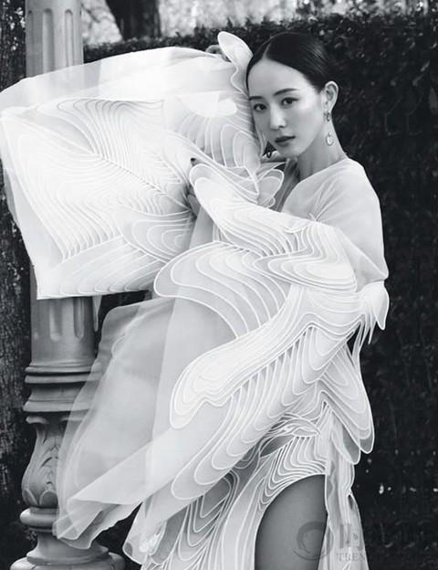 张钧甯 | 温柔的叛逆者