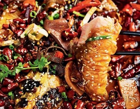 辣味觉醒 河鲜也能如此鲜嫩美味