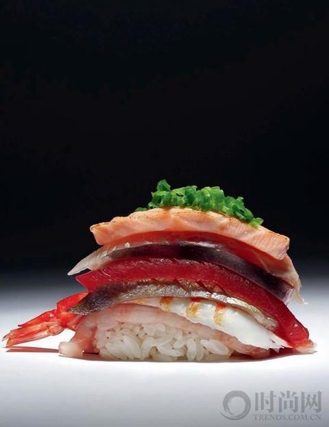 去大口享用美味寿司