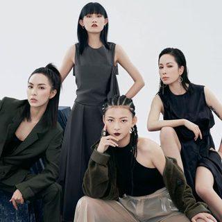 李钰琦、Yakira、BLACKBAB、阿布 | 斜杠女子力
