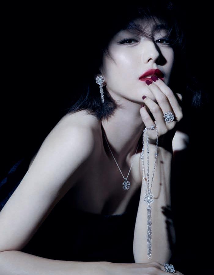 佟丽娅 | 用镜头记录她的优雅与妩媚