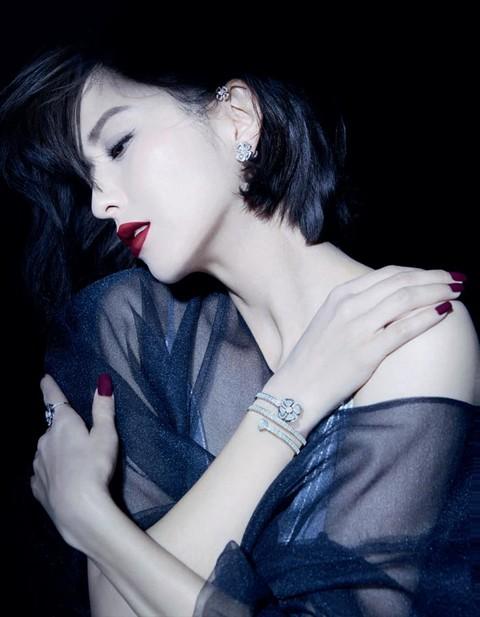 佟丽娅   用镜头记录她的优雅与妩媚