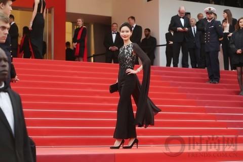 伽蓝集团旗下品牌自然堂和春夏亮相2019第72届戛纳国际电影节