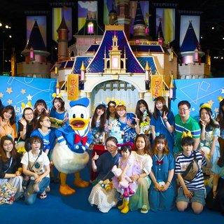 迪士尼商店举办唐老鸭85周年庆典