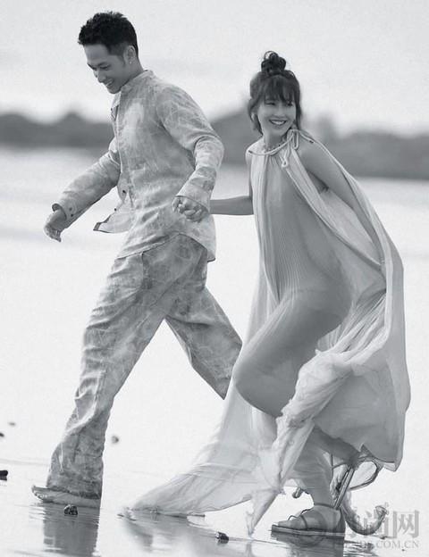 陈燃 & MARK LUU | 一见钟情的爱情