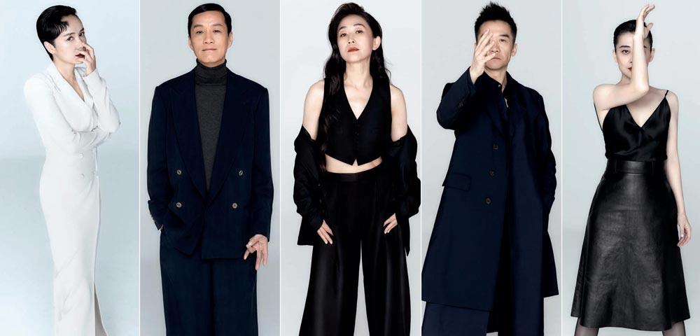 蔣雯麗、陳瑾、梅婷、馮遠征、黃志忠 | 演員們的品格