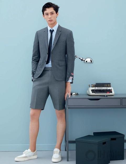 短裤中的 NEW LOOK