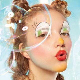 妙趣横生的酷炫童趣妆容
