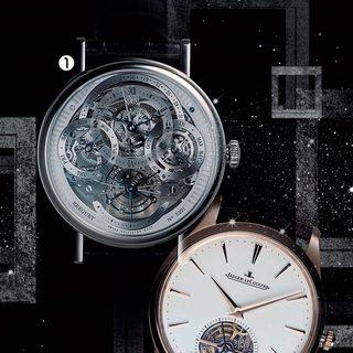 精巧設計的鏤空腕表