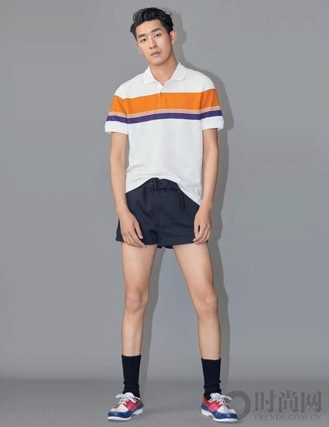 夏日男士最热衷的Polo衫妙用
