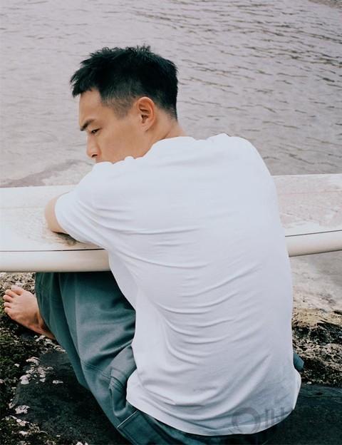 杨祐宁 | 漂在海上的片刻