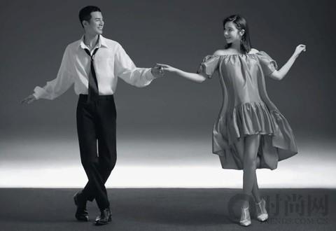 姜潮 & 麦迪娜 | 爱情超进阶