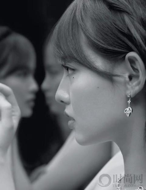 张嘉倪 | 爱是很美的一件艺术品