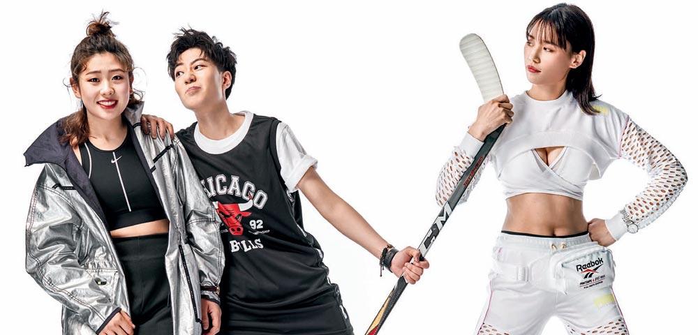 中国女冰时代